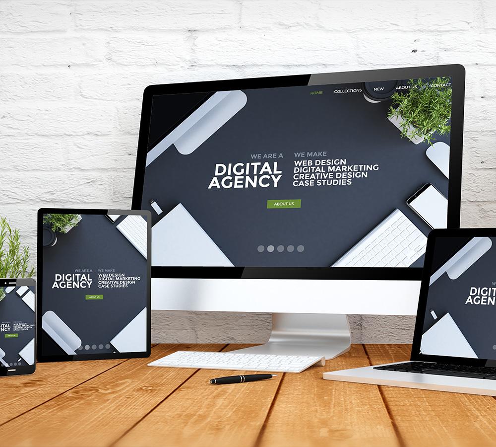 web design innovant et responsive